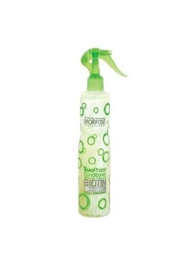 Morfose Morfose Fön Suyu Biotin ( Yeşil ) 400 ML Renksiz